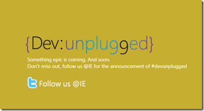 dev-unplugged