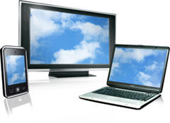 Microsoft's 3 Screens and the Cloud