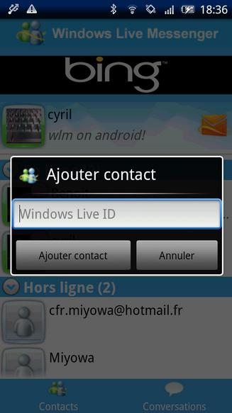 "Miyowa to bring ""official"" Windows Live Messenger app onto"