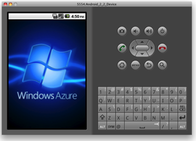 Windows Azure Toolkit for Android