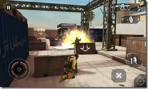 Splinter Cell Conviction on Windows Phone