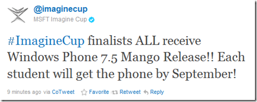 Imagine-Cup-Tweet_thumb Featured Mobile
