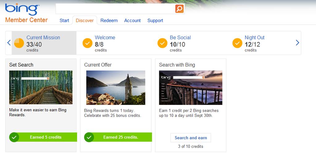 7 tính năng hấp dẫn khi sử dụng ứng dụng Bing