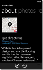 Nokia Maps - About