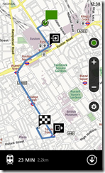 Nokia Maps - Directions Public Transport