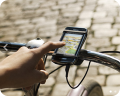 nokia maps bicycle