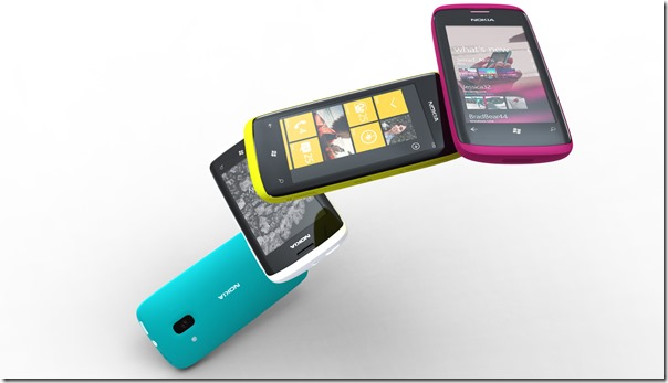 Concept Nokia Windows Phone