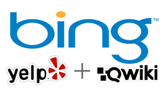 Bing-Yelp-and-Qwiki Bing