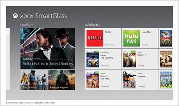 Microsoft at E3: Xbox SmartGlass, IE for Xbox, new partners and apps, more