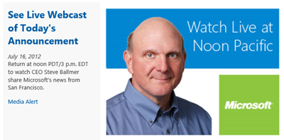 ballmer announcement