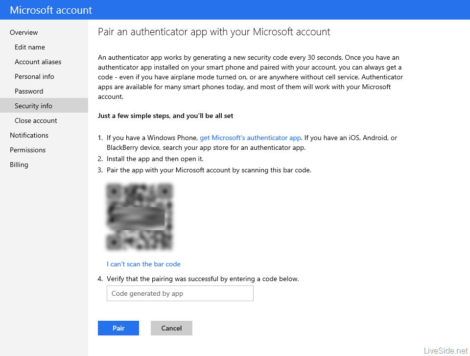 Exclusive: Microsoft account to get two-factor ...