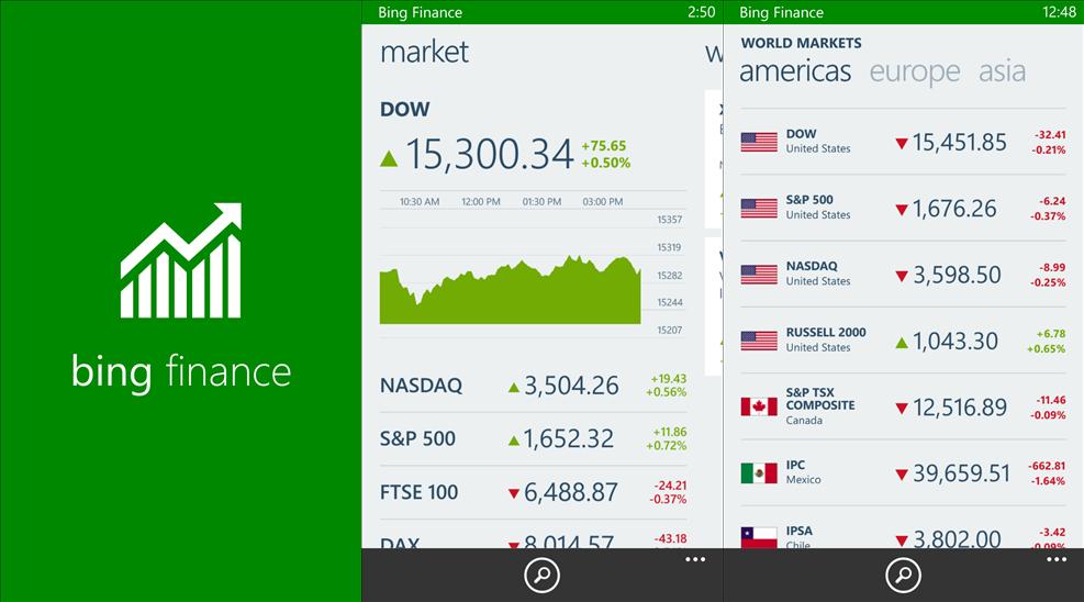 Microsoft Releases Bing Apps For Windows Phone Liveside Net